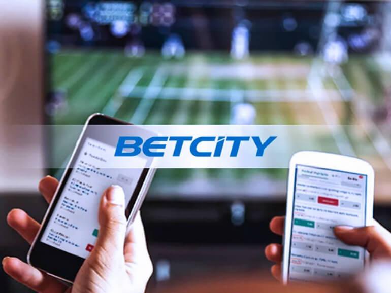 Приложение BetCity