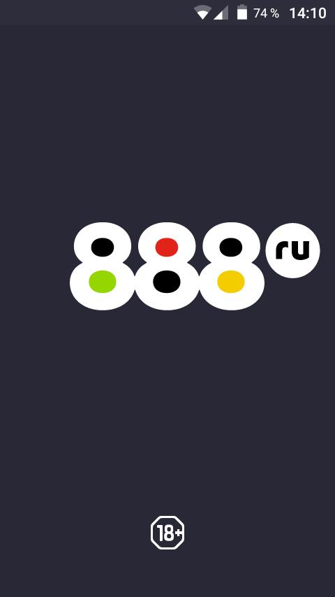 Заставка с логотипом