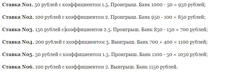 Формула стратегии