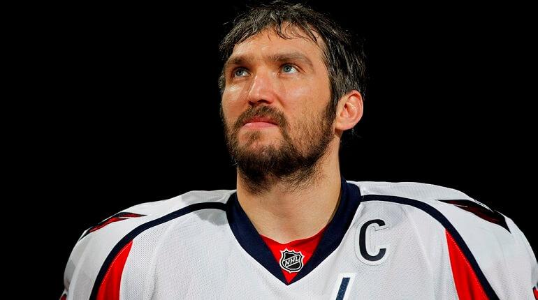 Александр Овечкин – самый результативный российский хоккеист в истории НХЛ