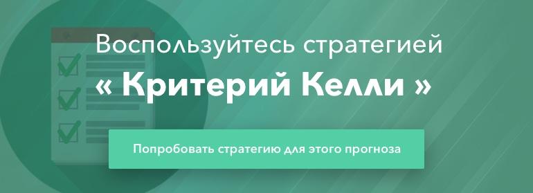 """Рекомендация стратегии """"Критерий Келли"""""""