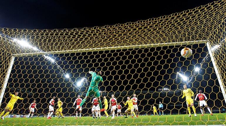 Первая сенсация Лиги Европы: «БАТЭ» бьет «Арсенал»