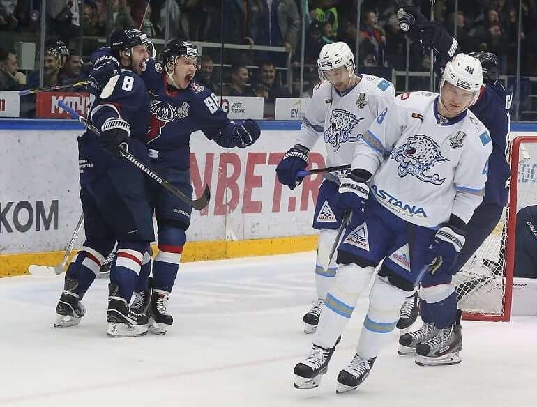 «Барыс» и «Торпедо» продолжают творить историю КХЛ