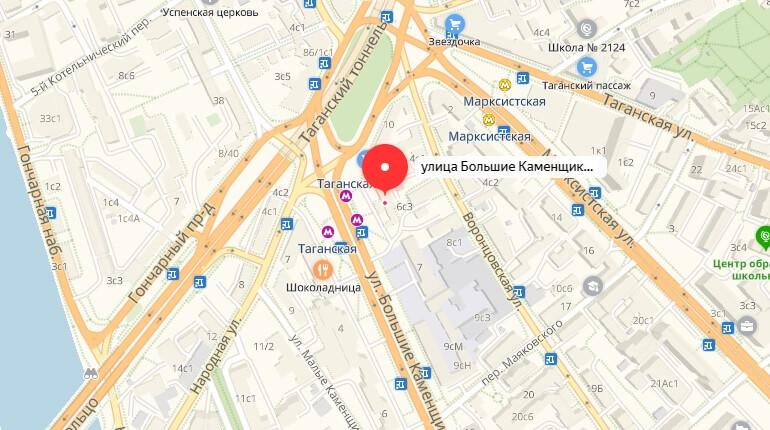 """БК """"888.ru"""" - г.Москва, Ул. Большие Каменщики, д. 1"""