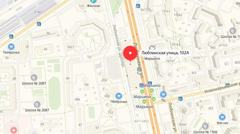 "БК ""888.ru"" - г. Москва, Ул. Люблинская, д. 102 А"