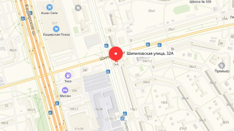 "БК ""888.ru"" - г. Москва, Ул. Шипиловская, д. 32А"