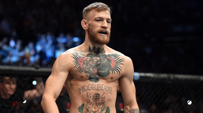 МакГрегор хочет получить часть акций компании UFC