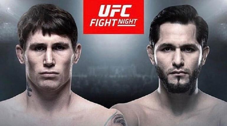 Турнир UFC Fight Night 147
