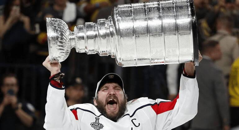 Александр Овечкин в НХЛ