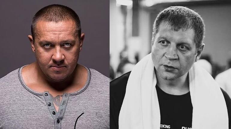 Емельяненко и Кокляев