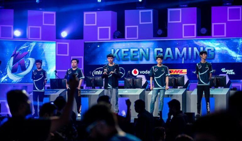 Команда Keen Gaming