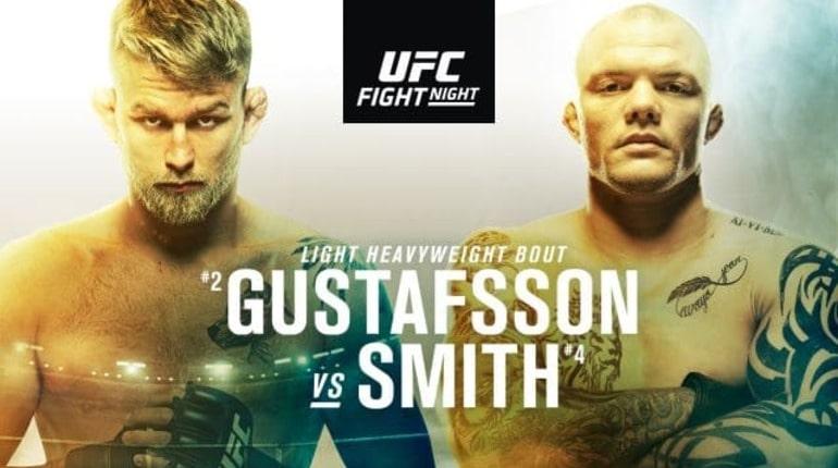 Анонс турнира UFC Fight Night 153