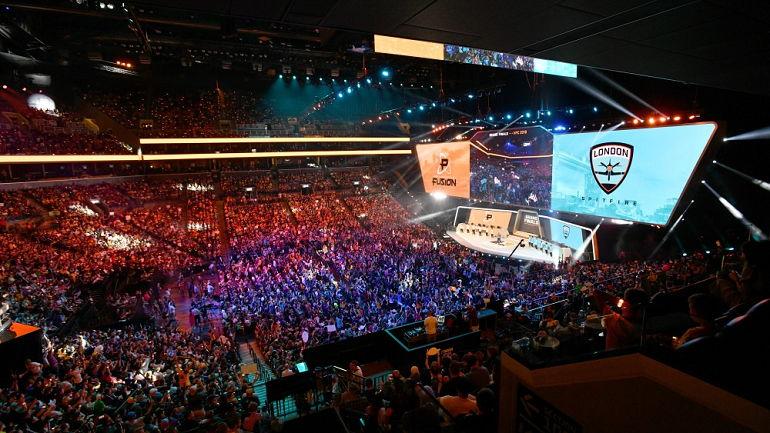 Арена киберспортивного соревнования