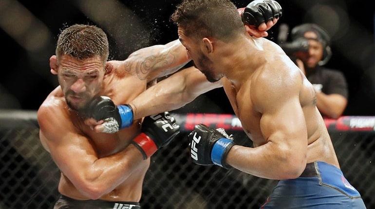 Обзор турнира UFC Fight Night 152 18-19.05.2019
