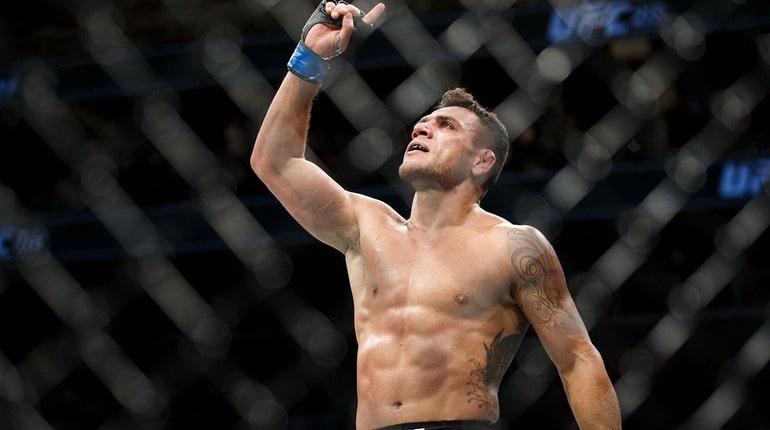 Прогноз на бой UFC 152. Главное событие вечера. Рафаэль дос Аньос – Кевин Ли 19.05.2019 (05:30 мск)