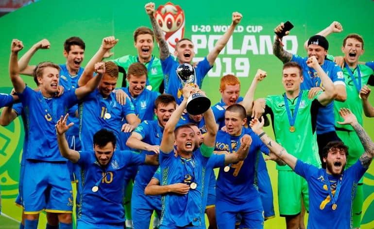 Украина – чемпион мира по футболу U20