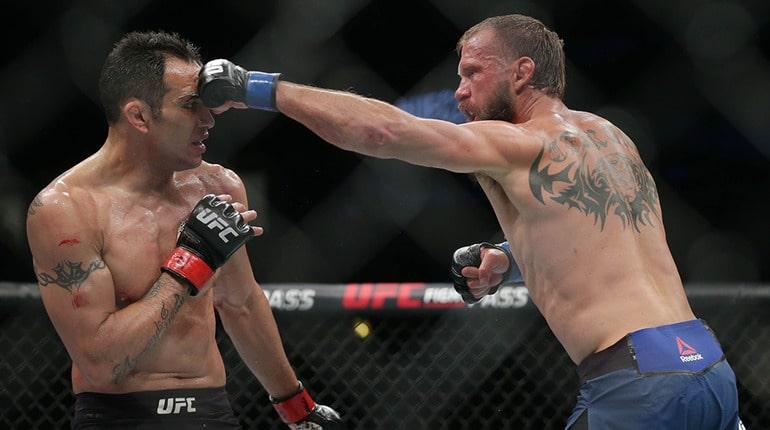 Обзор турнира UFC 238