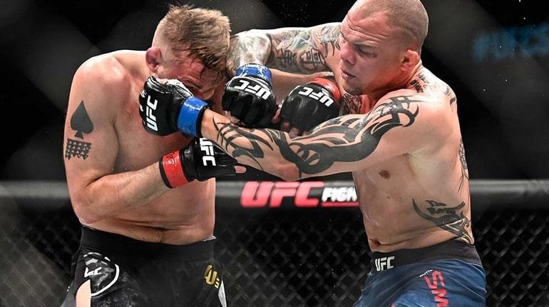 Обзор турнира UFC Fight Night 153