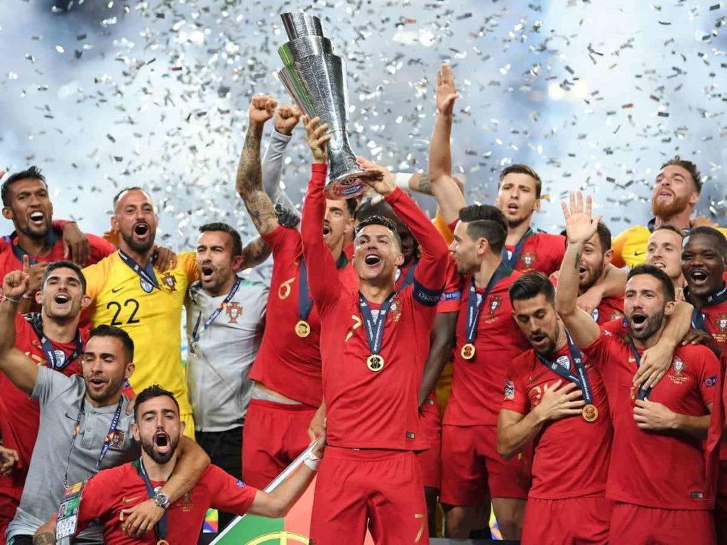 Португалия стала победителем Лиги Наций