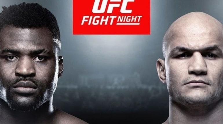 Анонс турнира UFC on ESPN 3