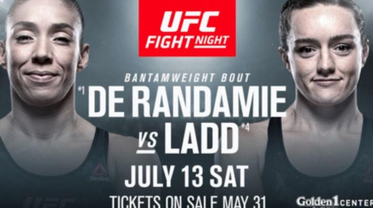 Анонс турнира UFC 155