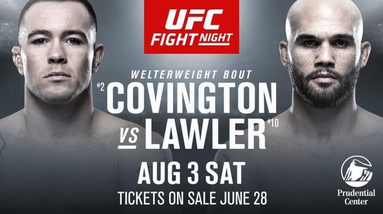 Анонс турнира UFC on ESPN 5