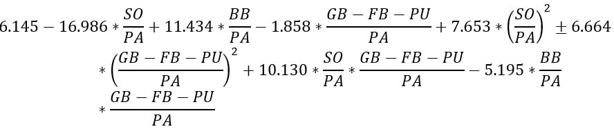 Формула SIERA