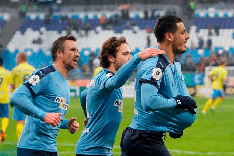 Футбольная команда Крылья Советов