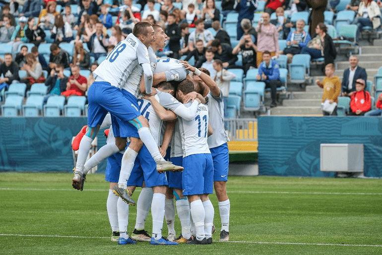 Футбольная команда Сочи