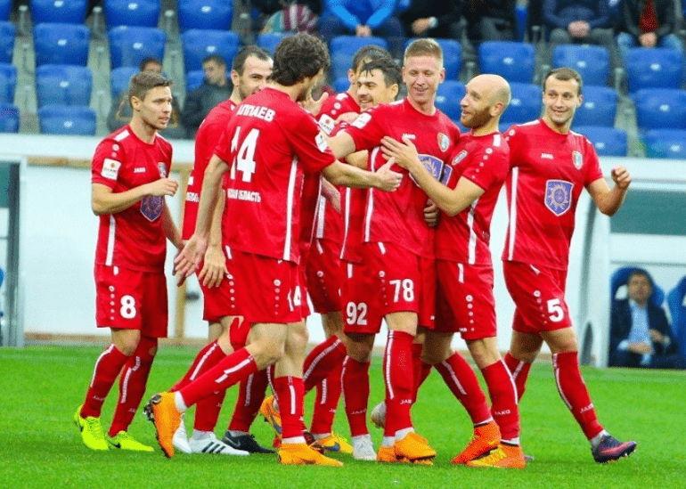Футбольная команда Тамбов