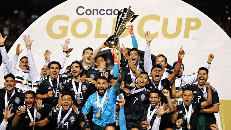 Мексика победила в финале КОНКАКАФ