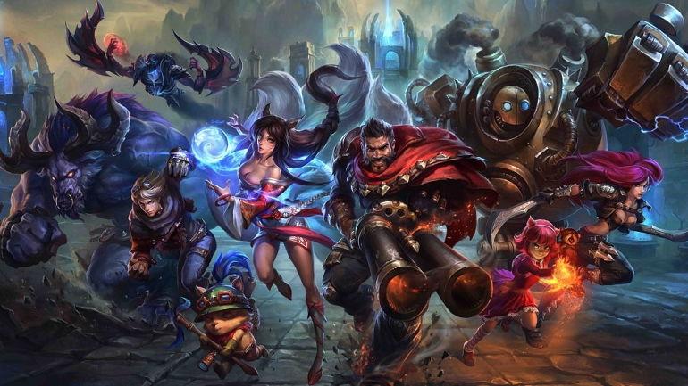 Стратегии на League of Legends и Dota 2