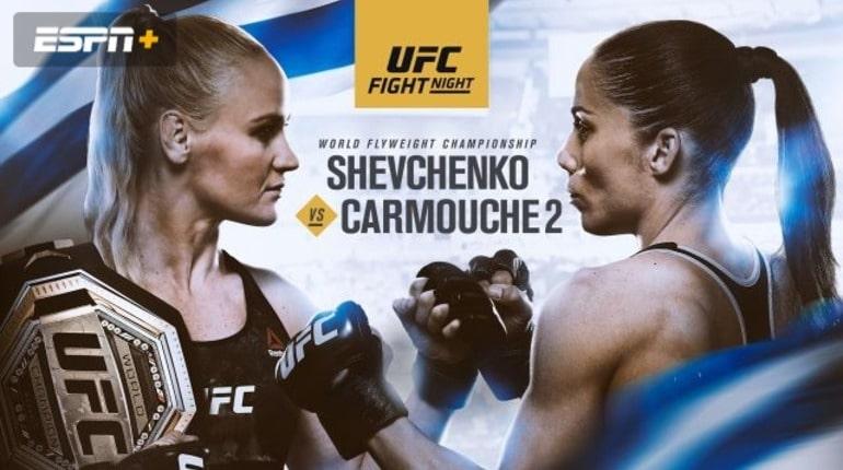 Анонс турнира UFC 156
