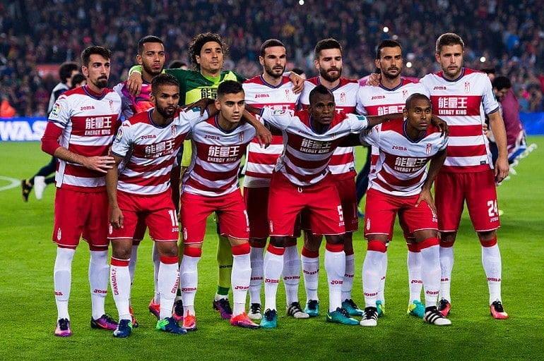 Футбольная команда Гранада