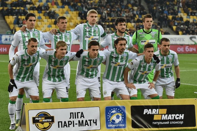 Футбольная команда Карпаты