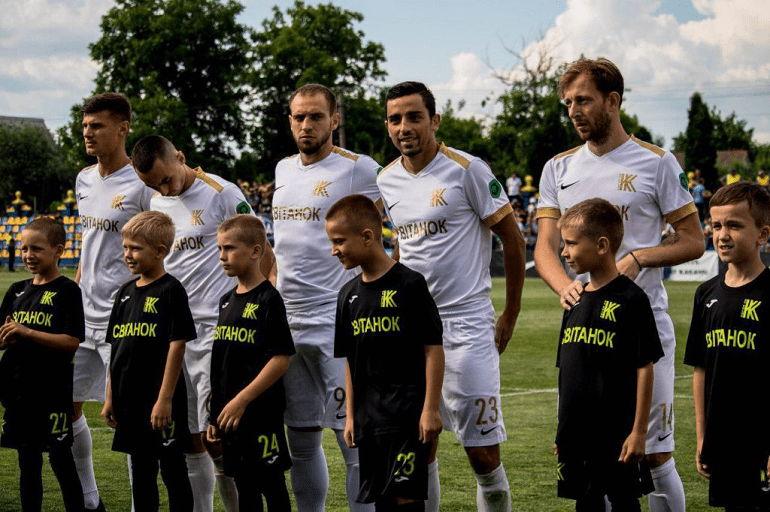 Футбольная команда Колос