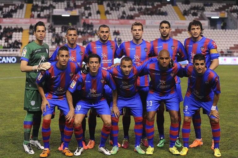 Футбольная команда Леванте