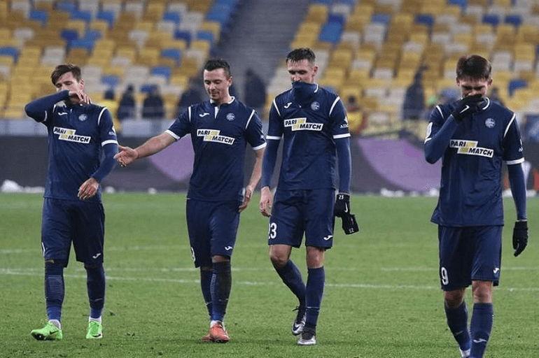 Футбольная команда Олимпик