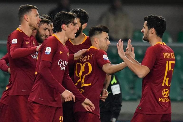 Футбольная команда Рома
