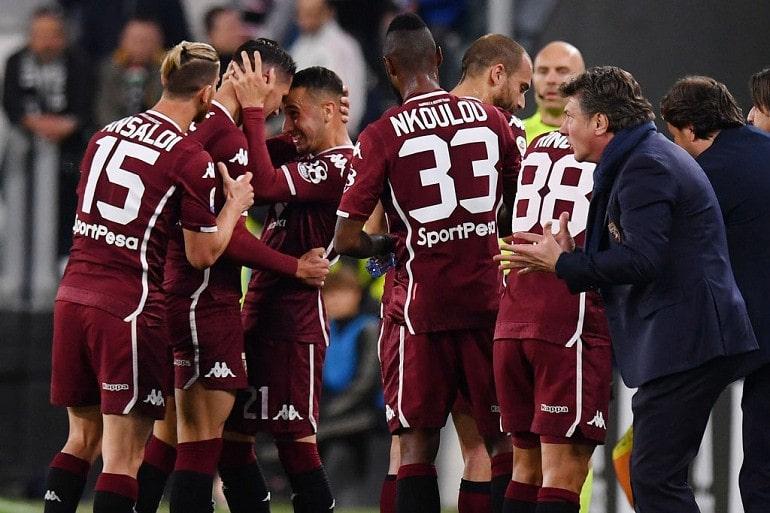 Футбольная команда Торино