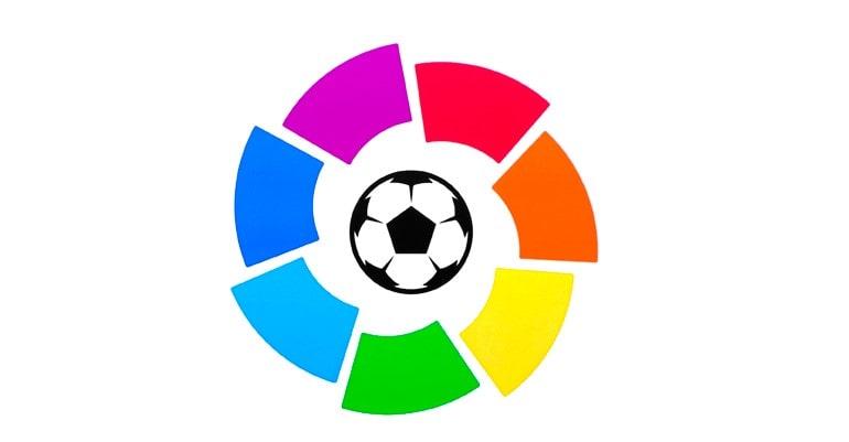 Логотип чемпионата Испании по футболу