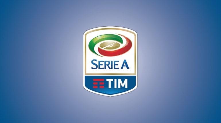Логотип итальянской Серии А