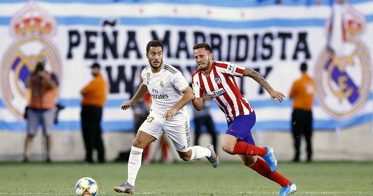 Реал Мадрид - Атлетико