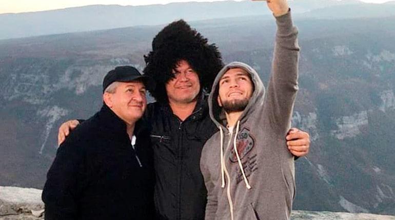 Тактаров и Нурмагомедов