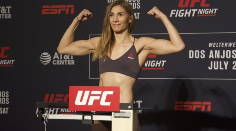 Прогноз на бой турнира UFC Fight Night 159. Ирен Алдана – Ванесса Мело. 22.09.2019