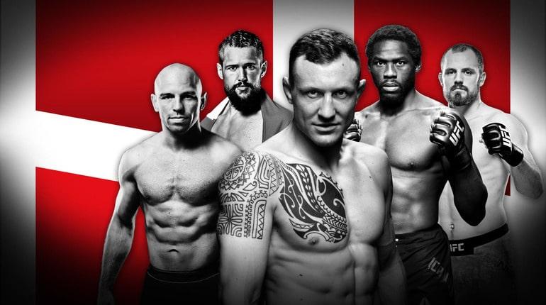 Обзор турнира UFC Fight Night 160