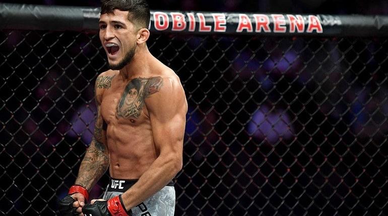 Прогноз на бой турнира UFC Fight Night 159. Серхио Петтис – Тайсон Нэм. 22.09.2019
