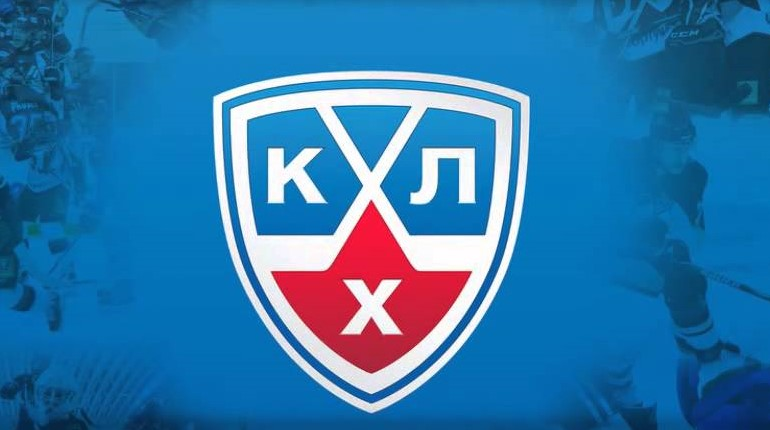 Логотип Континентальной Хоккейной Лиги
