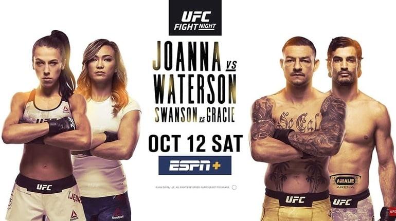 Обзор турнира UFC Fight Night 161