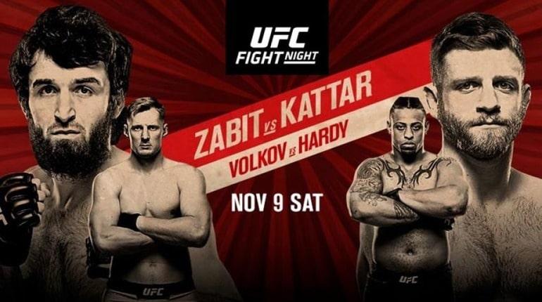 Обзор турнира UFC Fight Night 163